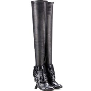 NIB Tom Ford Over The Knee Boots Size 36
